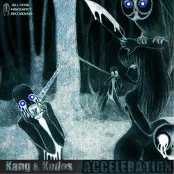 Kang + Kodos - Acceleration Cover