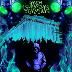 VA - The Psycho Asylum - From (A​)​thens with Hate Cover